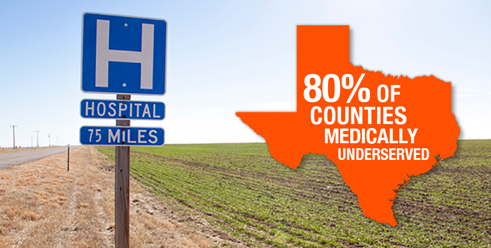 Support Texas Rural HealthCare